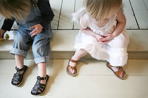 sun-san sandals