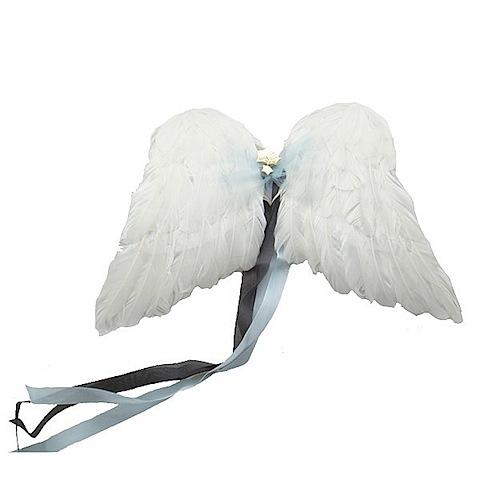 Atsuyo et Akiko - Angel wings (ice blue)