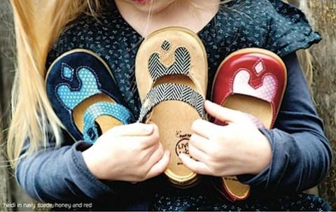 heidi shoe by livie and luca