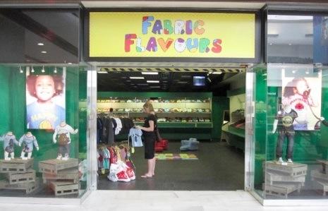 Fabric Flavours Pop Up Shop - Brent Cross