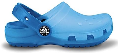 "Crocs Chameleonsâ""¢ Translucent Clog Comfortable Color Changing Clogs"
