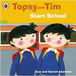 Topsy & Tim Start School