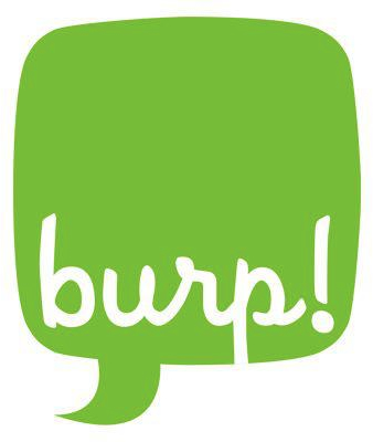 Burp Boutique Logo