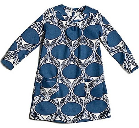 June Leaf Dress by Winter Water Factory