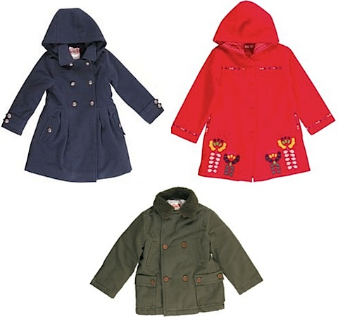 Du Pareil au Meme French Kids coats