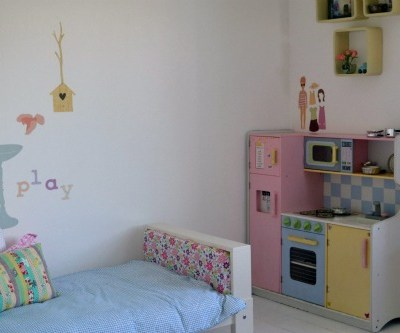 Room Tour: Playroom with Personality