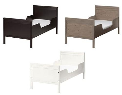 new ikea junior bed. Black Bedroom Furniture Sets. Home Design Ideas