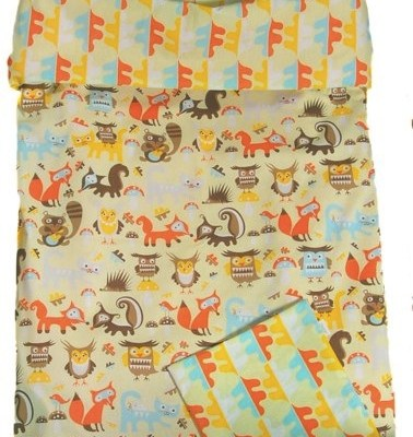 Coming Soon & Just In at Hunkydory Home – Woodland bedding by ISAK & alphabet partyware