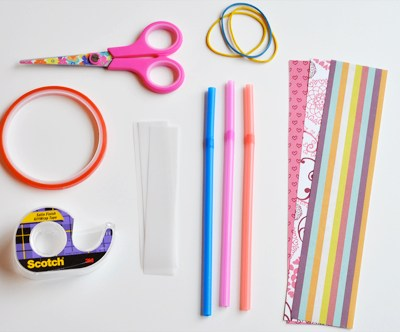 Inspiration: Homemade Party Blowers