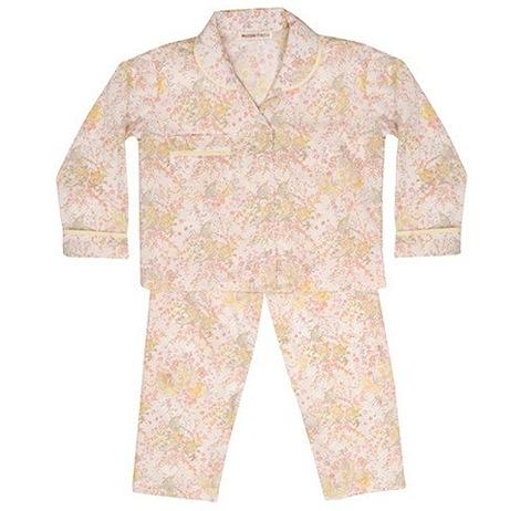 Charlie pyjamas Lemon Keighley by Millie Manu