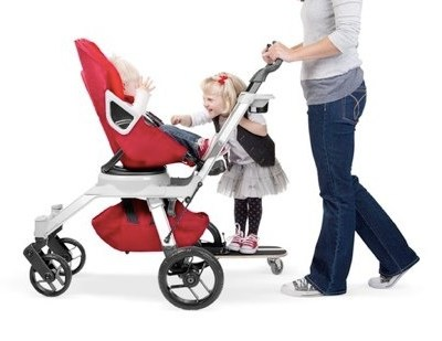 The Pushchair Track: The Orbit G2 – New travel system alert!