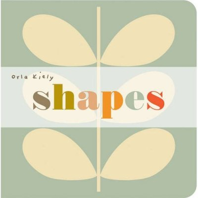 Orla Kiely Shapes and Creatures board books