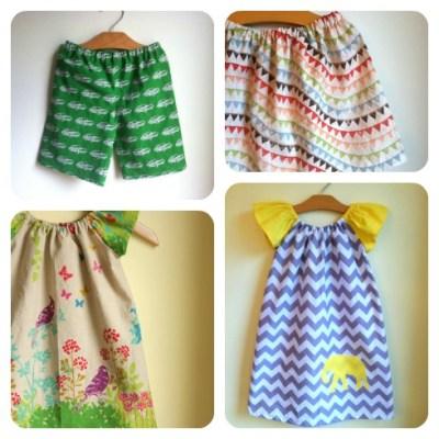 Noah & Lilah handmade clothing