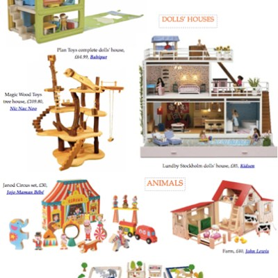 BG Christmas Gift Guide 2012: tiny world