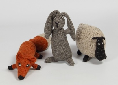 Knitted_Irish_Animals_Product view