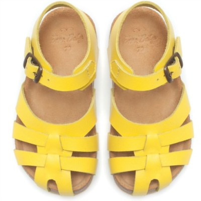 Hot on the High Street: Zara Leather Sandals