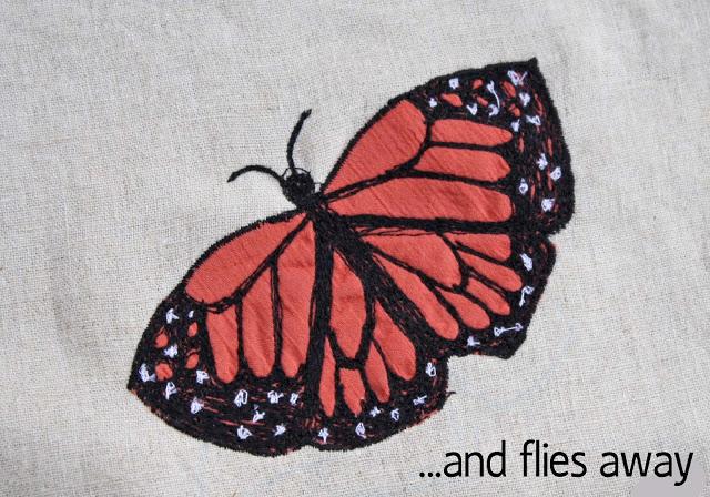 Metamorphosis Butterfly Frock