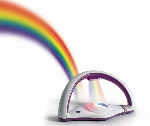 Rainbow Night Lamp