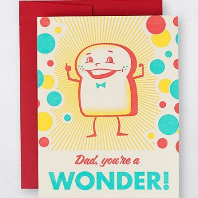 10 of the best: Father's Day cards