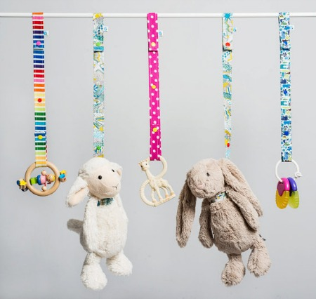 Toy Straps and Dummy Savers