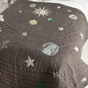 Hot On The High Street Zara Home Kids Space Quilt