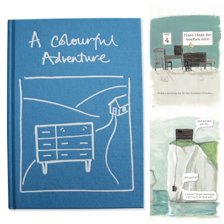 Farrow and Ball - A colourful Adventure Children's Book