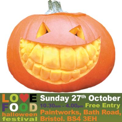 Love Food Halloween Festival