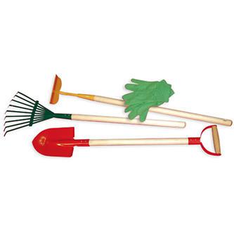 Vilac Garden Tools