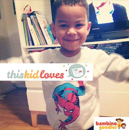 This Kid Loves - Finley