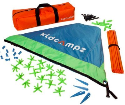 Kidcampz – the multi-shape play tent