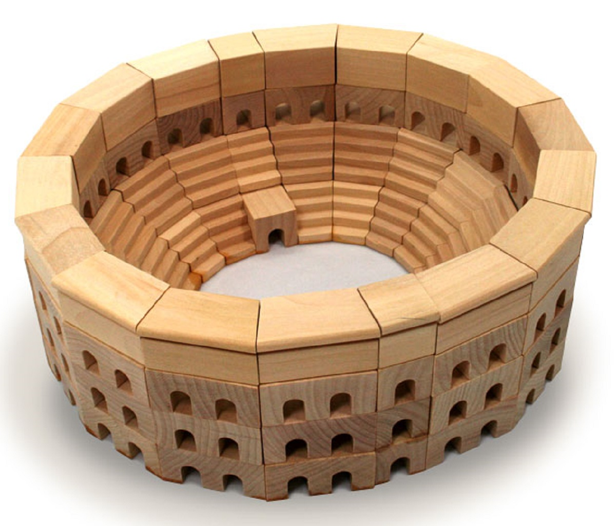 Haba Coliseum Building Blocks