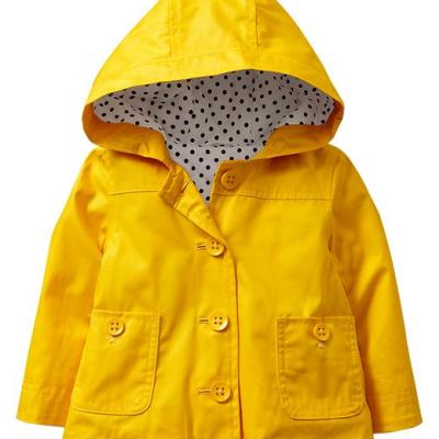 Hot on the high street: Gap Kids raincoat