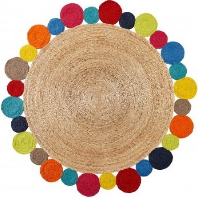 Covetable: Armadillo & Co daisy rugs at Nubie