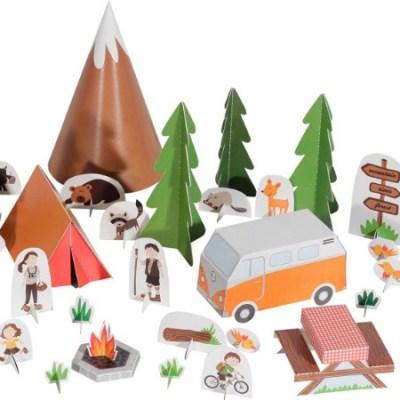 Pukaca camping kit