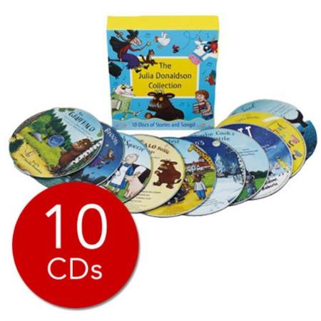 Julia Donaldson Audio Collection