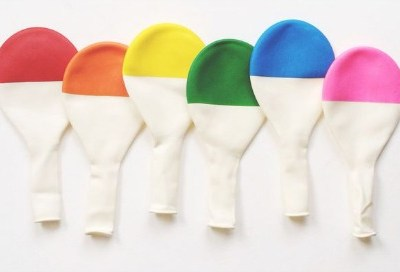 Hot buy of the day: Two-toned balloons