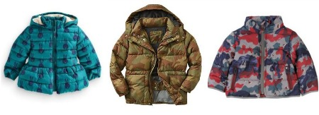 Best Boys and Girls Winter Coats 2014