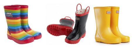 Best kids wellies and snowboots