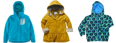 Childrens Coats 2014