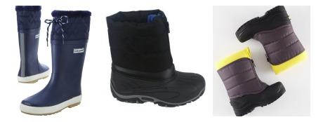 Kids snowboots