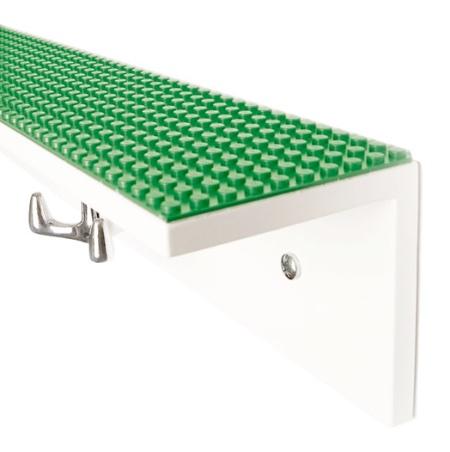 Make your own lego shelf