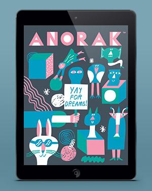 Cool app: Anorak