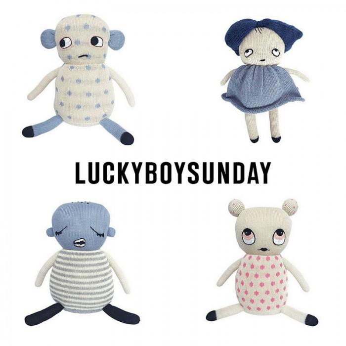 Lucky Boy Sunday