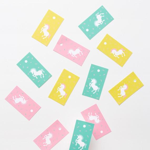 Unicorn tags