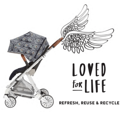 Mamas & Papas Loved for Life, preloved pushchairs available