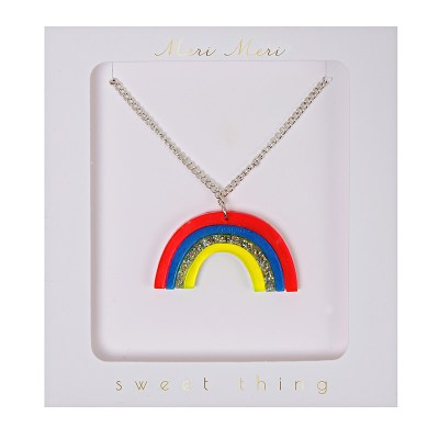 Hot Buy: Rainbow Necklace