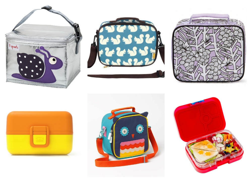 School Lunch Boxes 2016