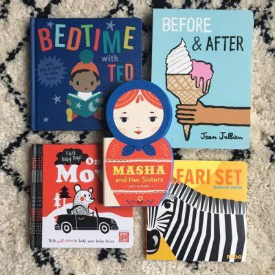 Five Fab… new board books