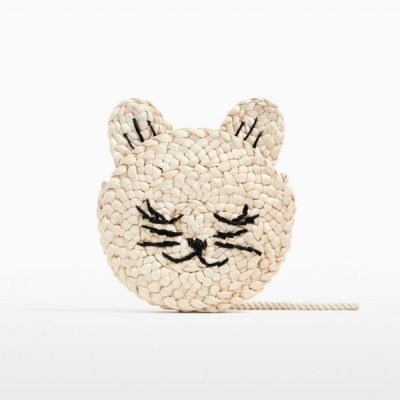 Hot on the high street: Zara cat bag