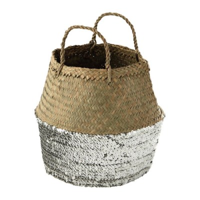 Maisons du Monde belly baskets